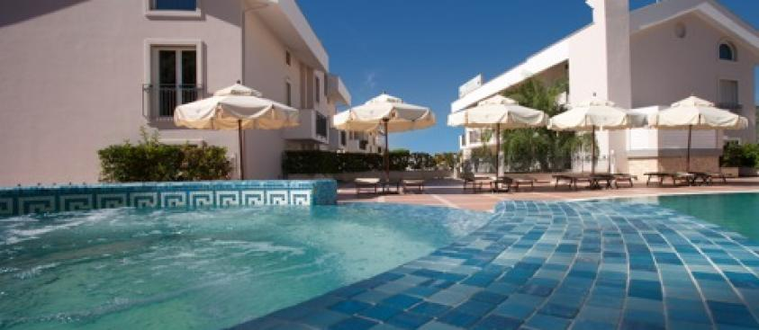 Virgilio Grand Hotel**** – Sperlonga
