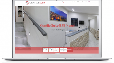 Gentile Suite – B&B Napoli (2017)