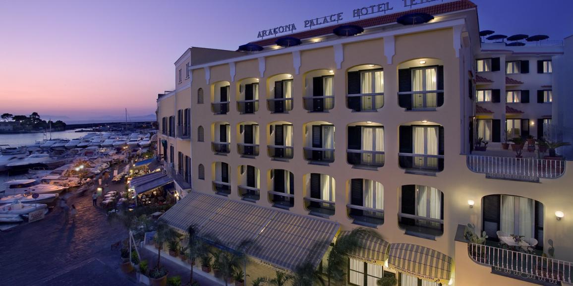 Aragona Palace Hotel&Spa****