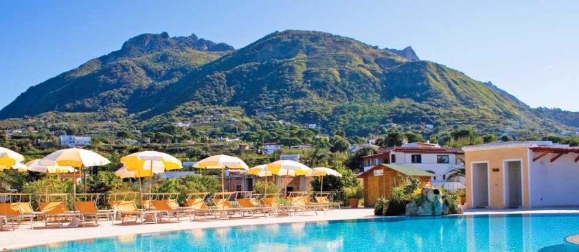Hotel Parco delle Agavi **** – Forio