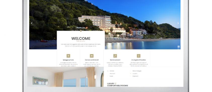 Grand Hotel Santa Maria – Castellabate (2018)