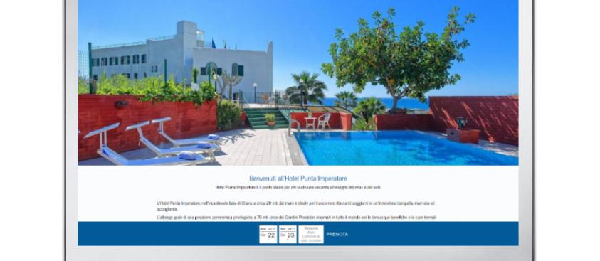 Hotel Punta Imperatore (2017)