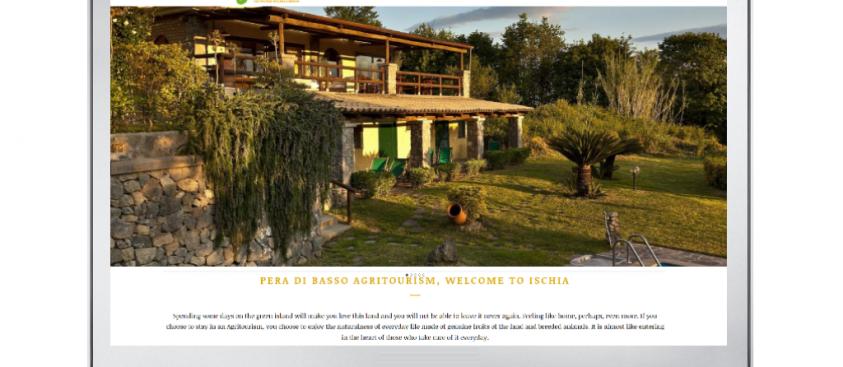 Pera di Basso – Agriturismo Ischia (2017)