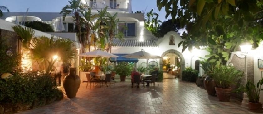 Central Park Hotel Terme **** – Ischia