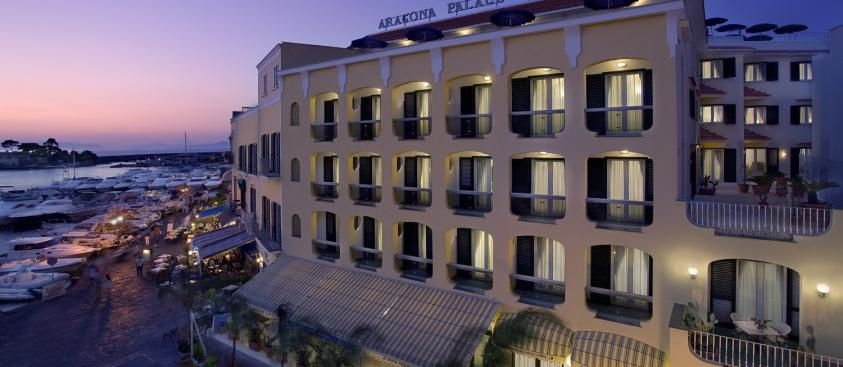 Aragona Palace Hotel & Spa****