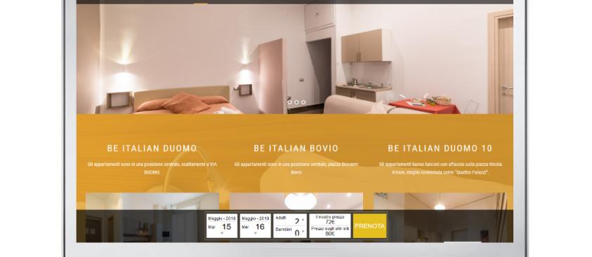 BeItalian Flats – Napoli (2018)